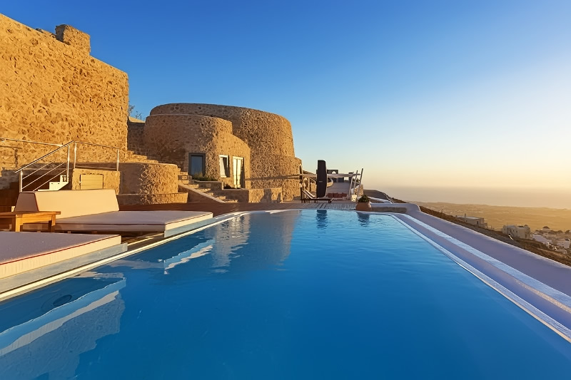 Santorini Villa Exclusive